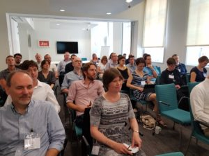 RA21 July Workshop attendees